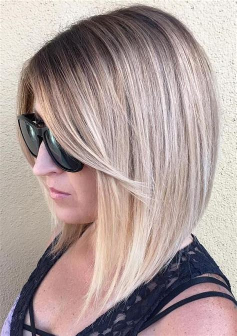 Hairstyles For Medium Length Hair Easy by 25 Fantastic Easy Medium Haircuts 2018 Shoulder Length