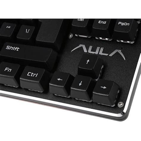 Aula Gaming Mechanical Keyboard Si 2012 Black 4siebq aula gaming mechanical keyboard si 2012 black jakartanotebook