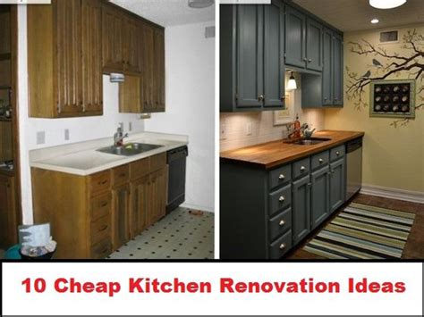 cheap kitchen reno ideas 10 cheap renovation ideas for your kitchen playbuzz