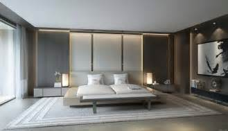 Home Designing Com spacious bedroom design interior design ideas