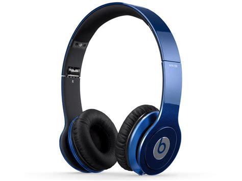 Headphone Beats By Dr Dre Hd Beats By Dr Dre Hd Headband Headphones Blue
