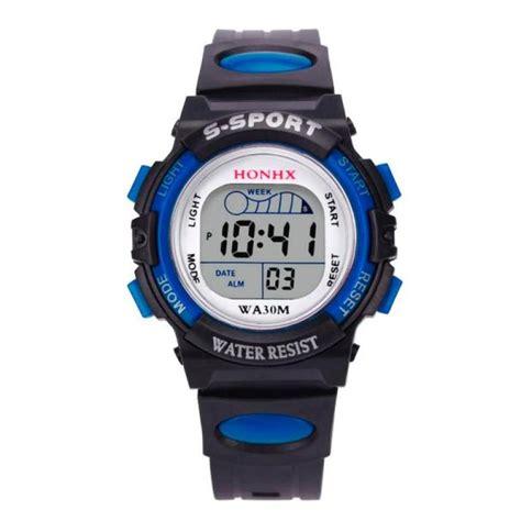 2016 sale children boys digital led sports watches