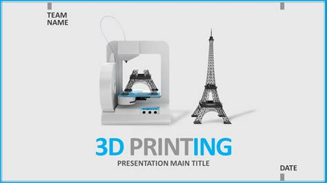 3d printer templates 3d printing ppt wide goodpello
