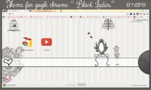 theme chrome paris theme for google chrome paris glamour by isfe by isfe on