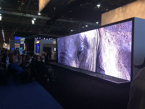 light emitting diode new technology infocomm 2016 annual a v show holds plenty for sports minded attendees