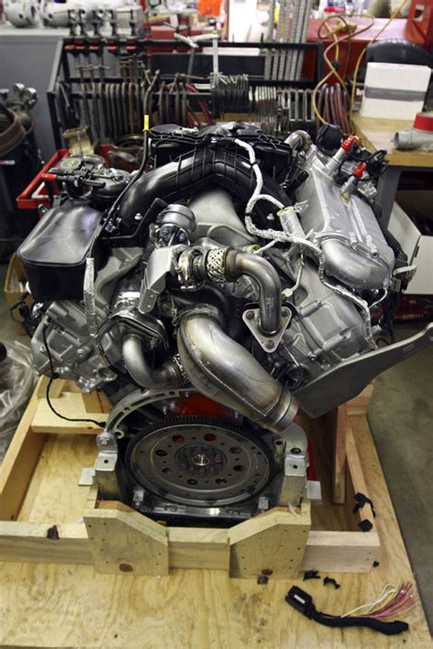 Crate Motors Ford by Ford 6 7 Powerstroke Crate Motor