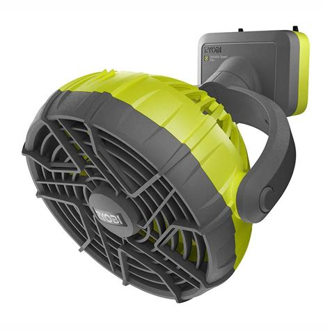 garage fan home depot ryobi garage fan accessory gdm421 the home depot