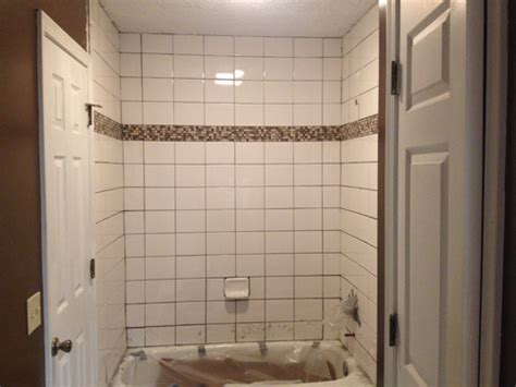 Retile Bathroom Shower by Retiling A Shower Planitdiy