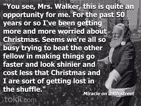 fast christmas quotes miracle 34th street christmas quotes miracle