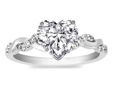 Wedding Rings Hearts On by What Is The Proper Way To Wear A Shaped Ring