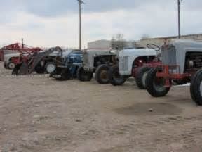 Ford Tractor Dealer Locator Ford 8n 9n S Tractor For Sale At Equipmentlocator