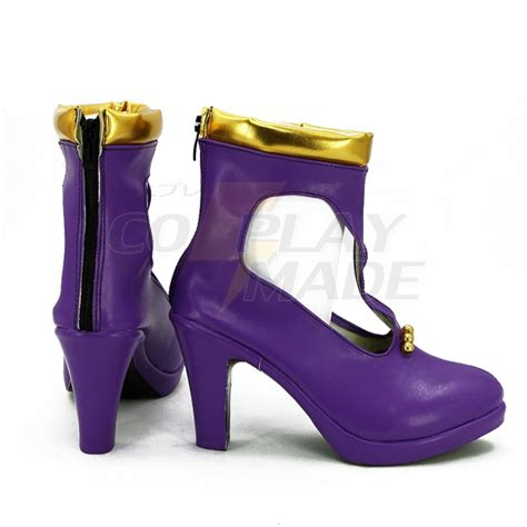 Luffy Sandal Spandex one anime nico robin shoes boots custom made