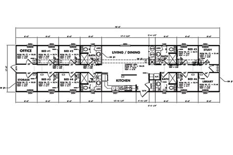 18x80 mobile home floor plans 18x80 mobile home floor plans oilfield trailer houses unit