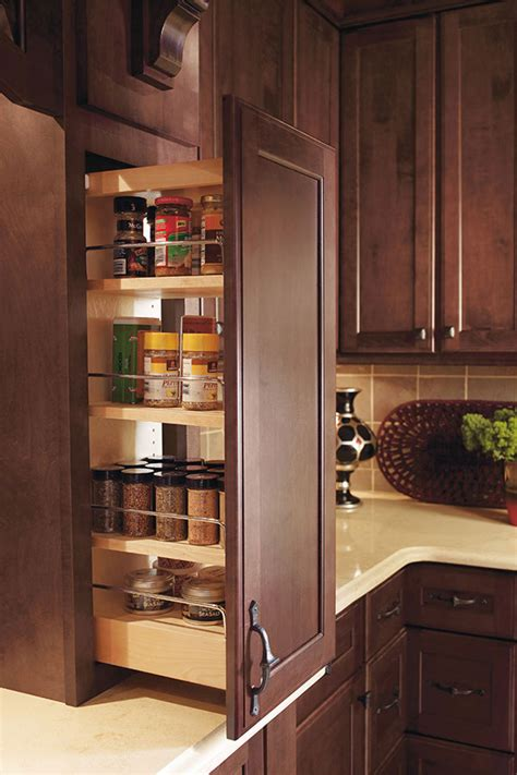hearth pull out cabinet decora cabinetry