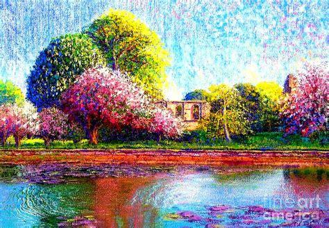 Imagenes De Paisajes Impresionistas | im 225 genes arte pinturas paisajes impresionistas coloridos