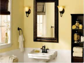 small bathroom design ideas color schemes best wall color for small bathroom yellow 05