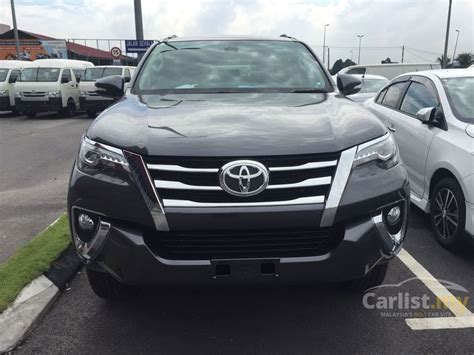Best Seller Fortuner 1512 Loreng Grey toyota fortuner 2017 srz 2 7 in selangor automatic suv grey for rm 172 588 3956664 carlist my