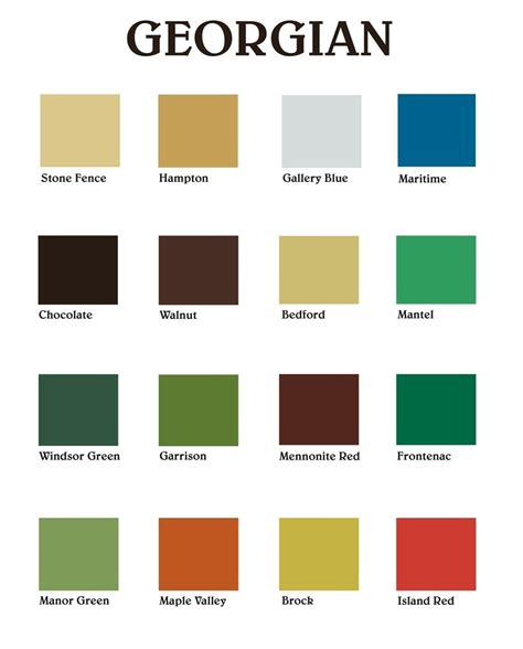 walmart paint color chart exterior paint colors