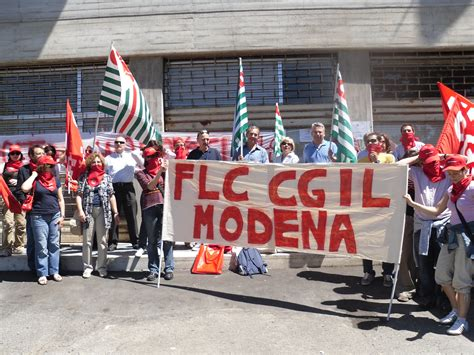 ufficio scolastico regionale modena gioved 204 3 giugno occupazione simbolica usp modena cgil