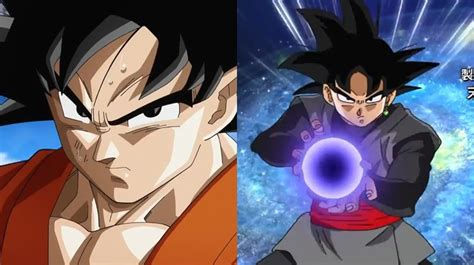 imagenes de goku black quot dragon ball super quot gok 250 encuentra a su doble maligno