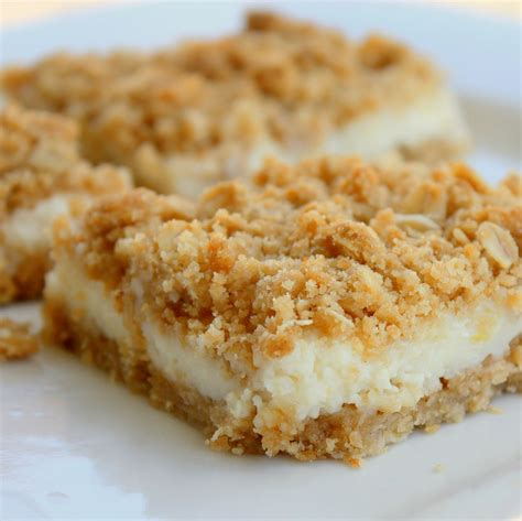 Lemon Bars With Crumb Topping by Lemon Crumb Squares The Who Ate Everything