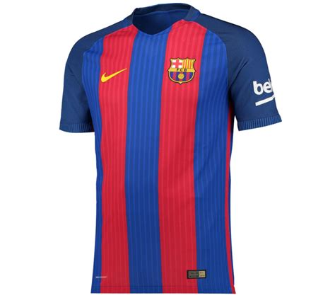 Jersey Original Fc Barcelona Home Season 20152017 2016 2017 barcelona authentic home nike shirt 776846 481