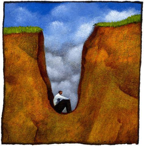 the parable of the hole | ramblings