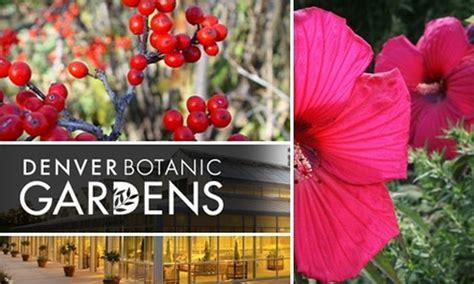 Denver Botanic Gardens Membership Awesome Botanical Gardens Membership Half Denver Botanic Gardens Membership Denver Botanic