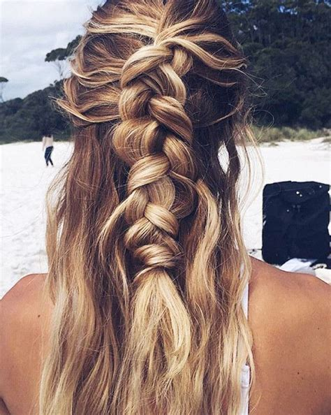down hairstyles tumblr half braided half down hairstyle pictures photos and