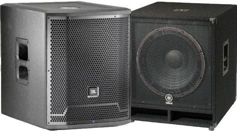 Speaker Aktif Untuk Gitar nafiri review pilihan subwoofer 18 inch aktif