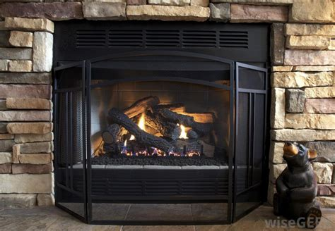 What Is A Gas Log Fireplace by What Are Gas Fireplace Logs With Pictures