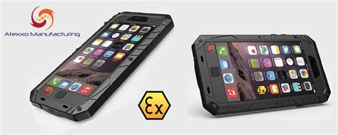 Ex M by Explosion Proof Iphone 6 Atexxo Manufacturing