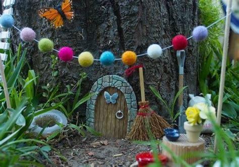 Garden Tree Decoration Ideas by Garden Ideas How To Build A Magic Home For Fairies