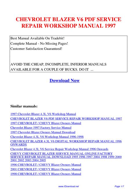 how to download repair manuals 2005 chevrolet blazer on board diagnostic system blog archives rutrackerground