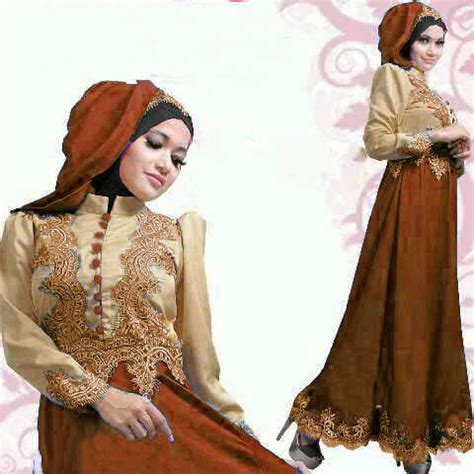 gambar gaun model princess baju gamis satin pesta princess s53 gaun pesta satin