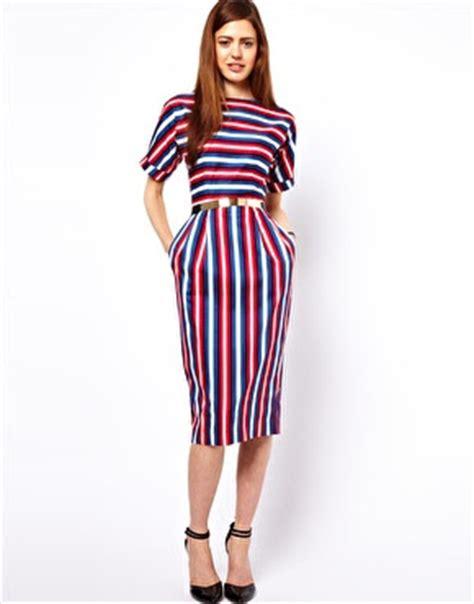 Dress Madona Stripe primadonna style may 2013