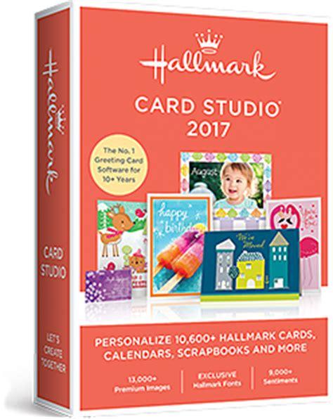 hallmark card studio templates hallmark card studio 2017 deluxe fcp