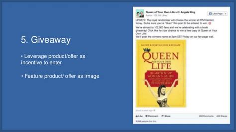 Facebook Prize Giveaway - facebook timeline contest ideas