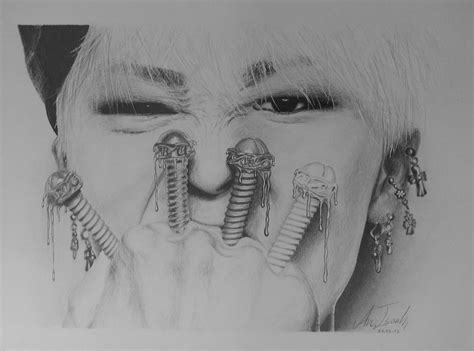 G Sketches by G Pencil Drawing By Iamgii On Deviantart