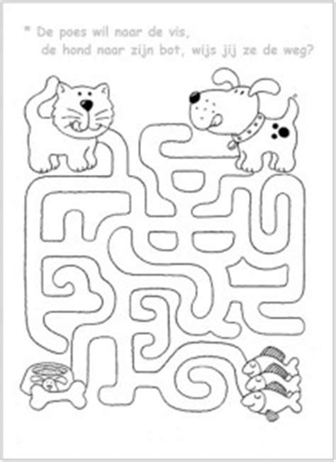 Maze Puzzle Parents Of The Animal free printable animal worksheet for crafts and worksheets for preschool toddler and