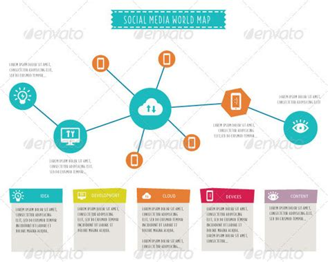 infographic flowchart template 10 best images of process flow infographic elements