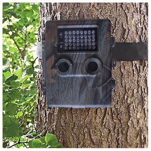 wild view waterproof outdoor megapixel motion detection camera
