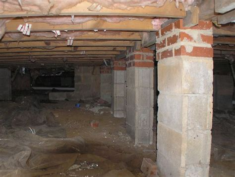 Comment Supprimer L Humidité Dans Une Maison by Problems With Crawl Spaces Greenbuildingadvisor