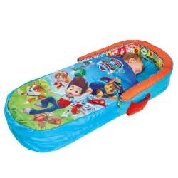Junior Duvets Paw Patrol Kids My First Ready Bed Inflatable Includes