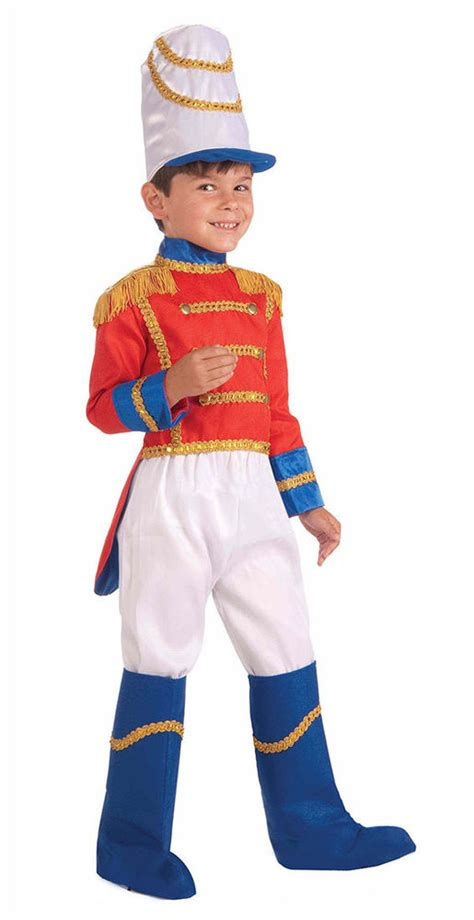 christmas costumes costume craze costumes for kids child medium 8 10 toy soldier kids costume christmas