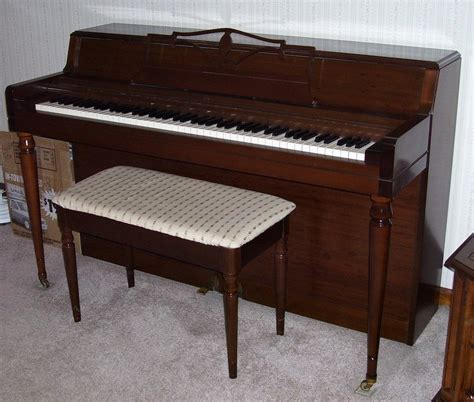 back number piano what is the value of my wurlitzer spinet piano worth