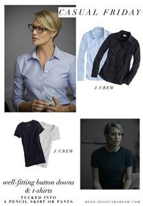 underwood style inspiration houseofcards the