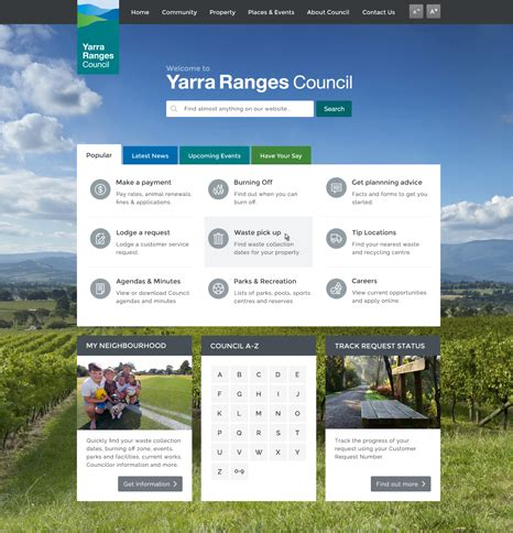 Detox Your Home Yarra Ranges by Yarra Ranges Makes The Move To A Customer Centric Website