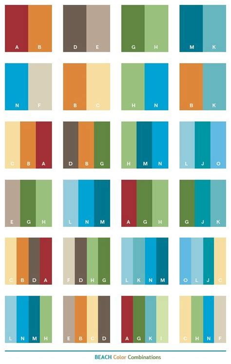 3 color combinations more color schemes of colors i want rust soft fall