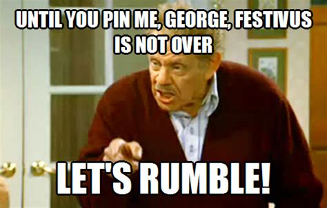 classic feats of strength from the beginner to the advanced volume 1 card tearing books the best festivus quotes